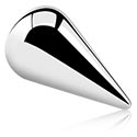 Ballen & Accessoires, Round Spike, Titanium