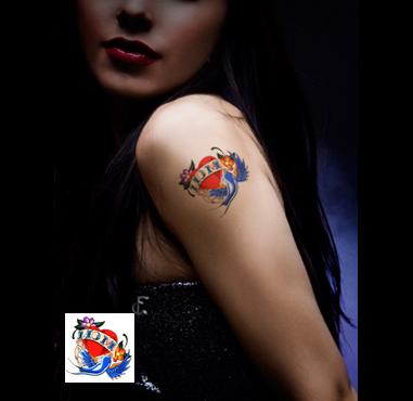 Tatuaje falso