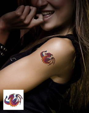 Neptattoos, Fun-Tattoo