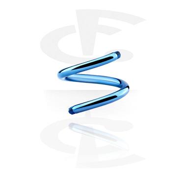 Kuglice i zamjenski nastavci, Spiral Pin, Titanium