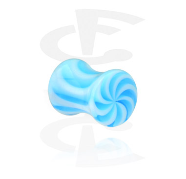 Twister Flared Plug