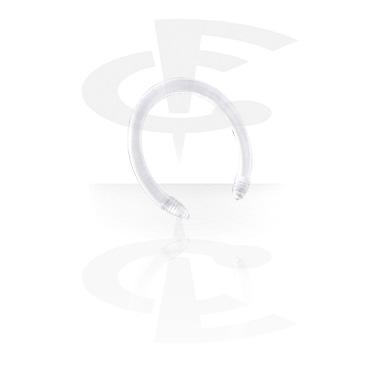 Flexible Circular Barbell Pin