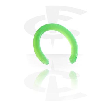 Barretta circular barbell