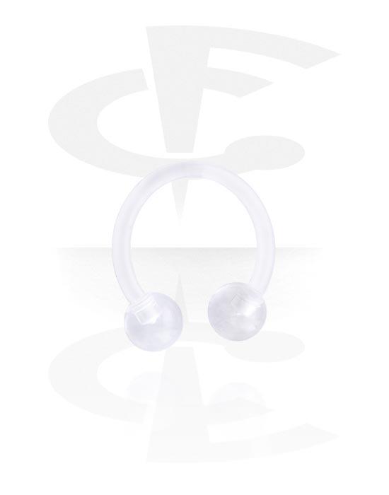 Kruhové činky, Flexible Circular Barbell, Acryl