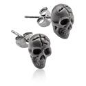 Náušnice, Ear Studs, Surgical Steel 316L, Acrylic