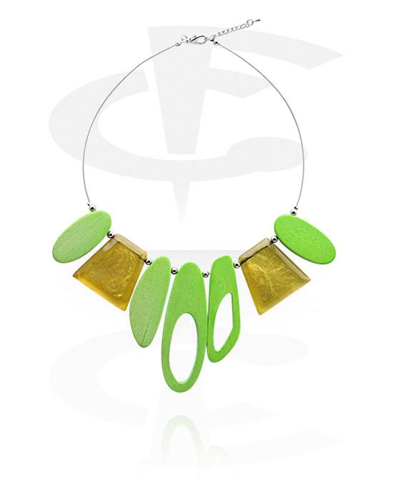 Necklaces, Fashion Necklace, Wood