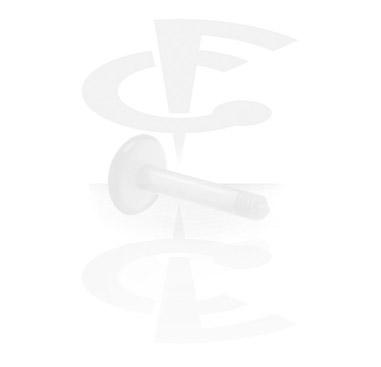 Flexible Labret Pin