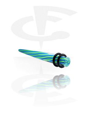 Stripete stretching taper