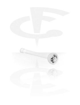 Piercing al Naso, Chiodino-naso, Acryl