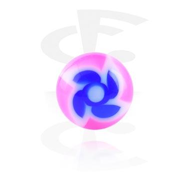 New Twister Flower Ball