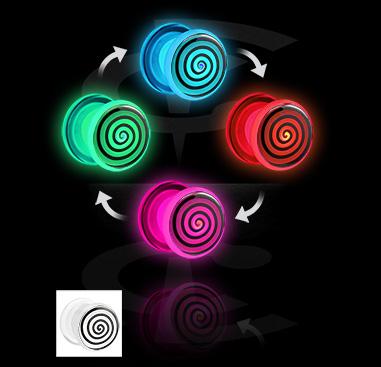 LED plug avec imprimé