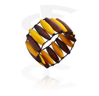 Bracelets, Bracelet, Bois