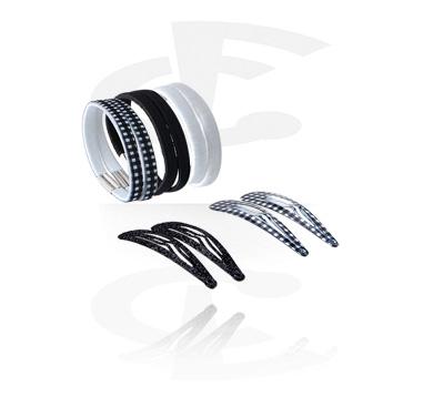Set di accessori per capelli