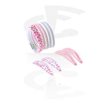Paquete de accesorios para el pelo