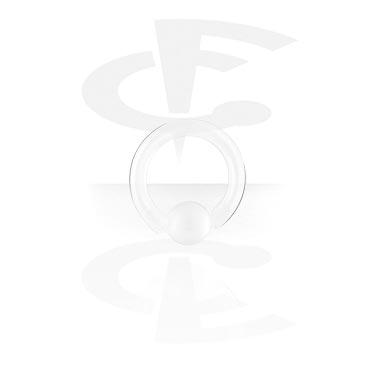 Piercingové kroužky, Kroužek s kuličkou, Bioflex