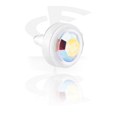 Jeweled Disk for Bioflex Internal Labrets