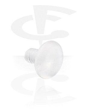 Round Disc for Internally Threaded Pin