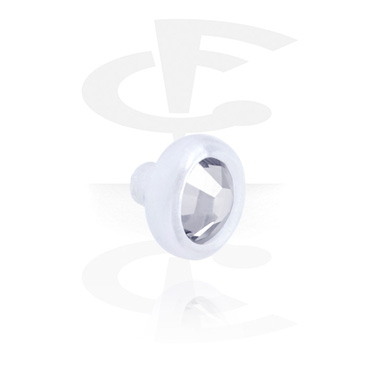 Плоский диск  для штанг с внутренней резьбой
