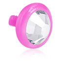 Kuglice i zamjenski nastavci, Flat Disc for Internally Threaded Pin, Bioflex