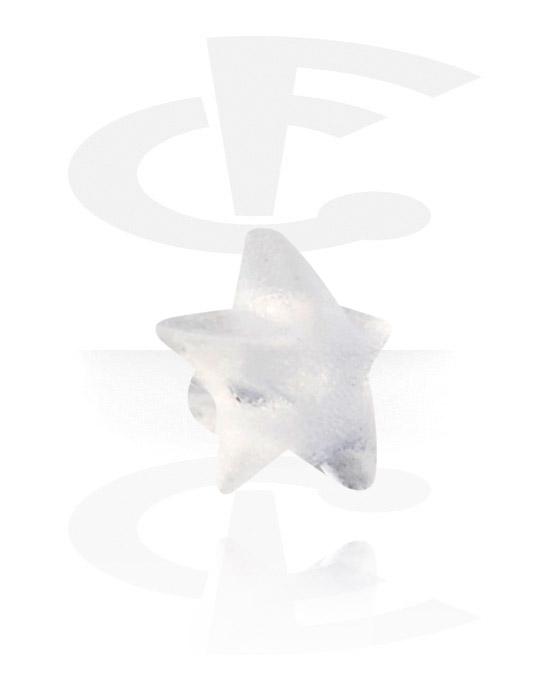 Kulki, igły i nie tylko, Star for Internally Threaded Pin, Bioflex