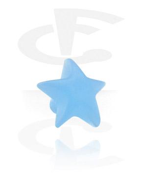 Estrela para barras com rosca interna