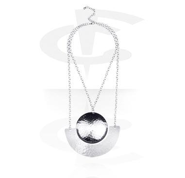 Naszyjniki, Fashion Necklace, Plated Brass