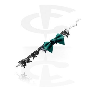 Bracelets de Cheville, Chaîne de cheville, Alliage de zinc, Dentelle