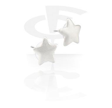 Ear Studs<br/>[Plated Steel]