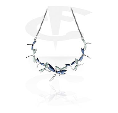Necklaces, Fashion Necklace, Plated Steel