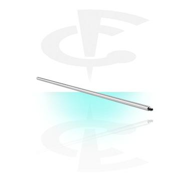 Steril ledsticka för stavar med invändig gänga