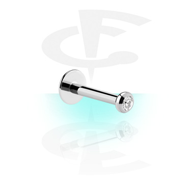 Sterile Internally Threaded Jeweled Micro Labret