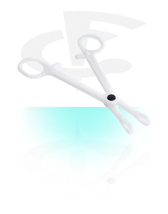 Werkzeuge & Zubehör, Sterile runde Zange zur einmaligen Verwendung, Plastik