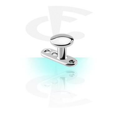 Steriler Dermal Anchor mit Scheibe
