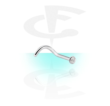 Sterile Curved Nose Stud
