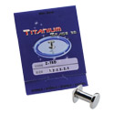 Sterilised Piercings, Sterile Skin Diver, Titanium