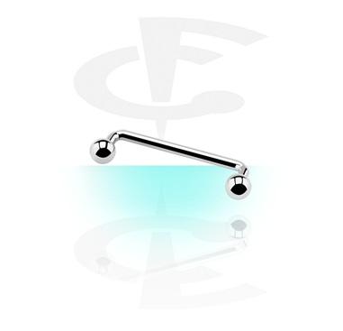 Sterilised Piercings, Sterile Staples Barbell 90 degree, Titanium