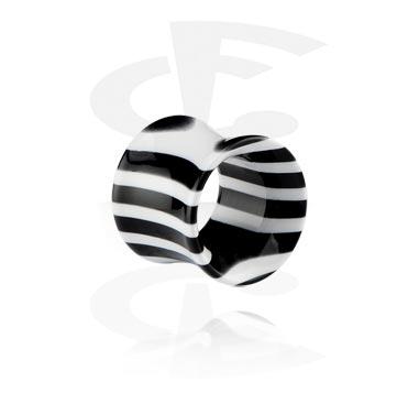 Tube zebrato