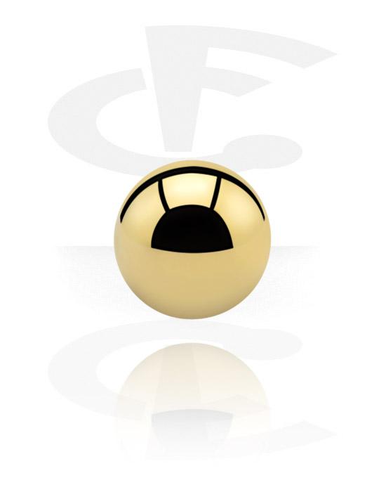 Kuličky, kolíčky a další, Ball, Zirkonová ocel
