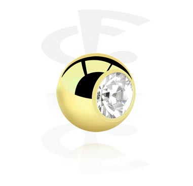 Kuglice i zamjenski nastavci, Jeweled Ball, Zirkon Steel