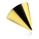 Palline e Accessori, Micro Cone, Zirkon Steel