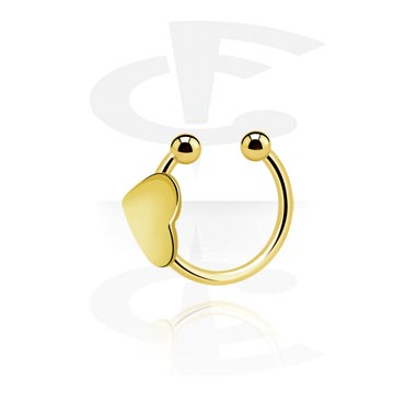 Кольцо-фейк для носа