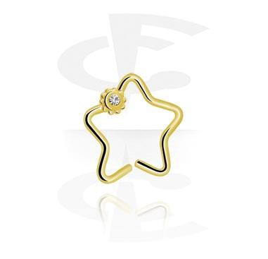 Continuous Ring com forma de estrela