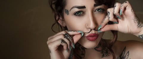 Nose Jewellery Septums Crazy Factory Online Piercing Shop